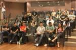 1° encontro com blogueiros em SP