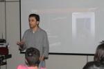 O amigo Ednei Silvestre passou por lá para falar do livro digital